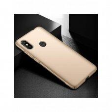 Dėklas X-Level Guardian Xiaomi Redmi Note 6/Note 6 Pro auksinis UCS138