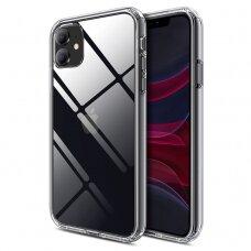 Dėklas X-Level Space II Apple iPhone 11 skaidrus