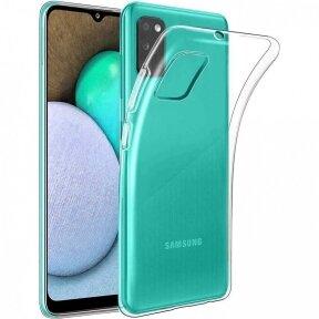 Dėklas X-Level Antislip/O2 Samsung A035 A03s skaidrus