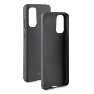 Dėklas BeHello Gel Samsung G981 S20 juodas UCS003 3