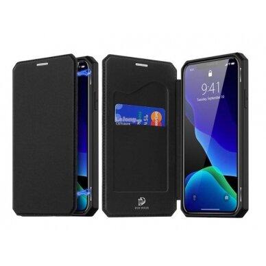Dėklas Dux Ducis Skin X Samsung G981 S20 juodas
