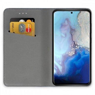 Dėklas Smart Magnet Samsung G981 S20/S11e juodas UCS003 3