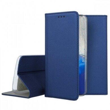 Dėklas Smart Magnet Samsung G981 S20/S11e tamsiai mėlynas UCS003