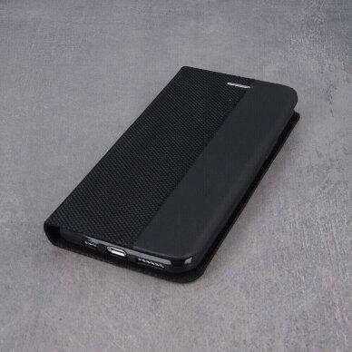 Dėklas Smart Senso Samsung A515 A51 juodas UCS025 5