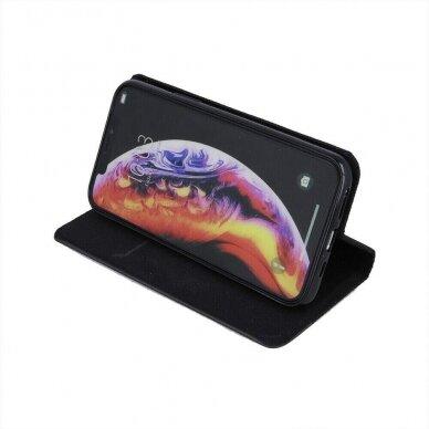 Dėklas Smart Senso Samsung A515 A51 juodas UCS025 4