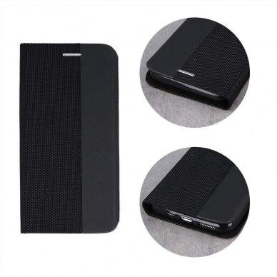 Dėklas Smart Senso Samsung A515 A51 juodas UCS025 2