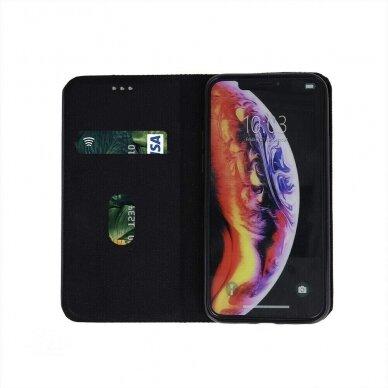 Dėklas Smart Senso Samsung A515 A51 juodas UCS025 3