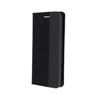 Dėklas Smart Senso Samsung A515 A51 juodas UCS025