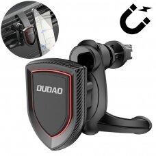 Dudao F6Pro Automobilinis Magnetinis Telefono Laikiklis Juodas