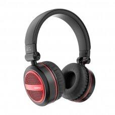 Dudao X22XS Bluetooth Ausinės Raudonos