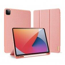 Atverčiamas dėklas DUX DUCIS Domo  iPad Pro 11'' 2021 rožinis