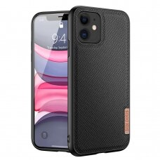 Dėklas Dux Ducis Fino  iPhone 11 Juodas