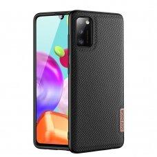 Dėklas Dux Ducis Fino Samsung Galaxy A41 Juodas