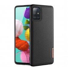 Dėklas Dux Ducis Fino case Samsung Galaxy A51 Juodas