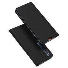 DUX DUCIS Skin Pro atverčiamas dėklas Xiaomi Mi 10 Pro / Xiaomi Mi 10 juodas