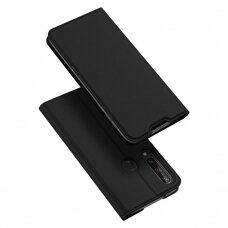 DUX DUCIS Skin Pro Bookcase type case for Huawei Y6p black UCS094