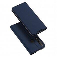DUX DUCIS Skin Pro Bookcase type case for Huawei Y6p blue UCS094