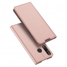 DUX DUCIS Skin Pro Bookcase type case for Huawei Y6p pink UCS094
