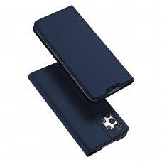 Atverčiamas dėklas DUX DUCIS Skin Pro  Samsung Galaxy A32 4G Mėlynas