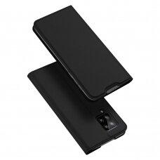 Dux Ducis Skin Pro atverčiamas dėklas Samsung Galaxy A42 5G juodas