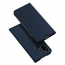 DUX DUCIS Skin Pro Bookcase type case for Samsung Galaxy M30s blue