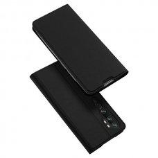 "Atverčiamas dėklas ""DUX DUCIS Skin Pro"" PU oda Xiaomi Mi Note 10 / Mi Note 10 Pro / Mi CC9 Pro juodas (goe85) UCS103"