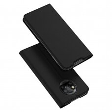 Dėklas DUX DUCIS Skin Pro Bookcase type case for Xiaomi Poco M3 / Xiaomi Redmi 9T Juodas