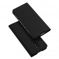 "Atverčiamas dėklas ""DUX DUCIS Skin Pro"" PU oda Xiaomi redmi 8A juodas (qew24) UCS115"