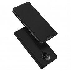 Atverčiamas dėklas DUX DUCIS Skin Pro Xiaomi Redmi Note 9T 5G Juodas