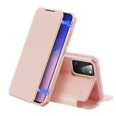 DUX DUCIS Skin X atverčiamas dėklas Samsung Galaxy S10 Lite rožinis