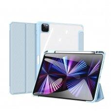 Dėklas Dux Ducis Toby iPad Pro 11'' 2021 Mėlynas