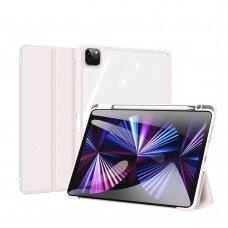 Dėklas Dux Ducis Toby iPad Pro 11'' 2021 Rožinis