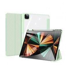 Dėklas Dux Ducis Toby for iPad Pro 12.9'' 2021 Žalsvas