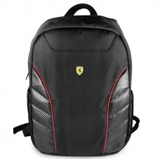 "Kuprinė Ferrari FESRBBPSIC15BK Scuderia New Edition 15"" Juoda"