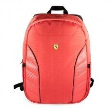 "Kuprinė Ferrari FESRBBPSIC15RE Scuderia New Edition 15"" Raudona"