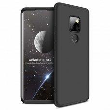 """Dviejų Dalių Plastikinis Dėklas Apsaugantis Priekį Ir Galą """"Gkk 360"""" Huawei Mate 20 Juodas"""