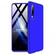 """Dviejų Dalių Plastikinis Dėklas Apsaugantis Priekį Ir Galą """"Gkk 360"""" Huawei P30 Mėlynas"""