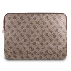 """Guess Sleeve GUCS134GB 13"""" brązowy /brown 4G UPTOWN"""