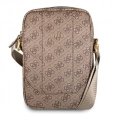 "GUESS TORBA GUTB104GB 10"" BRĄZOWA /BROWN 4G UPTOWN"