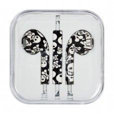 Headphones With Microphone Iphone Ipad Ipod Black (Model 14)