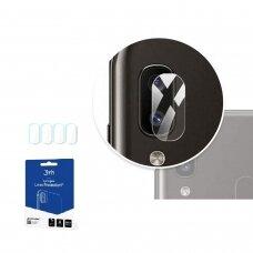 """Hibridinis Apsauginis Stiklas Objektyvui """"3Mk Flexi Lens"""" Samsung A202 A20E  4 Vnt."""