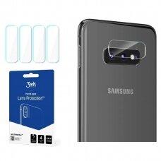 "Hibridinis Apsauginis Stiklas Objektyvui ""3Mk Flexi Lens"" Samsung G970 S10E  4 Vnt."