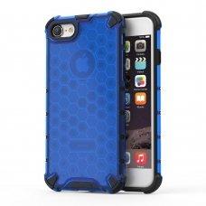 "Apsauginis Tpu Dėklas ""Honeycomb Case"" Iphone 7/ Iphone 8/ Iphone Se 2020 Mėlynas"