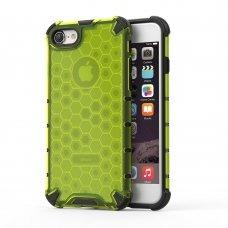 """Apsauginis Tpu Dėklas """"Honeycomb Case"""" Iphone 7/ Iphone 8/ Iphone Se 2020 Žalias"""