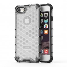 "Apsauginis Tpu Dėklas ""Honeycomb Case"" Iphone 7/ Iphone 8/ Iphone Se 2020 Permatomas"