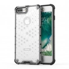 "APSAUGINIS TPU DĖKLAS ""HONEYCOMB CASE"" IPHONE 8 PLUS / IPHONE 7 PLUS PERMATOMAS HG99"