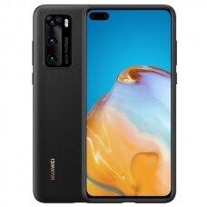 Huawei Protective Pc  Dėklas Huawei P40 Pro Juodas