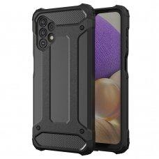 Apsauginis dėklas Hybrid Armor Case Samsung Galaxy A32 4G Juodas