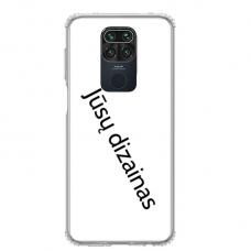 Redmi Note 9 Tpu Dėklas Nugarėlė Su Jūsų Dizainu. Dėklas Gaminamas Su Jūsų Pateikta Nuotrauka