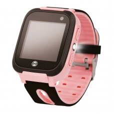 Išmanusis laikrodis Forever Call Me KW-50 rožinis